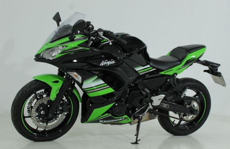 Kawasaki Ninja 650R (ABS) - Foto #7