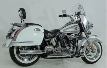 Harley-Davidson Heritage Softail Classic - Foto #8
