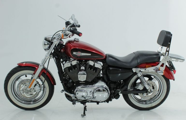 Harley-Davidson Sportster 1200 Xl Custom - Foto #2