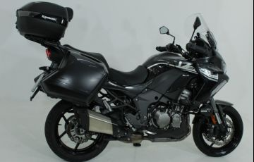 Kawasaki Versys 1000 Grand Tourer (ABS) - Foto #8