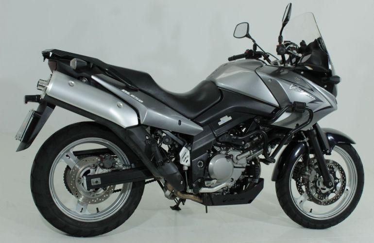 Suzuki DL 650 V Strom - Foto #8
