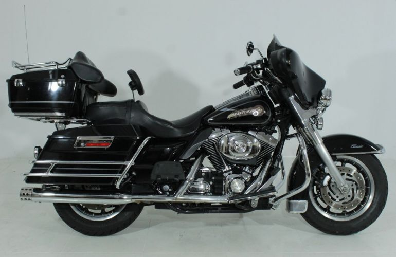 Harley-Davidson Electra Glide Classic - Foto #1