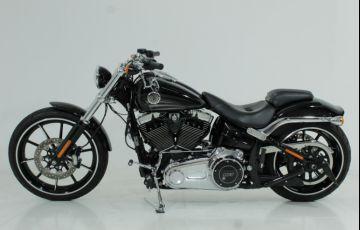 Harley-Davidson Softail Breakout - Foto #2