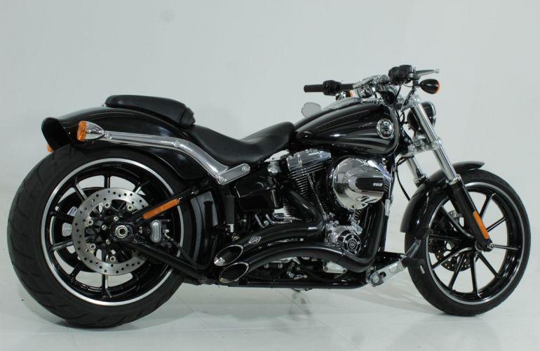 Harley-Davidson Softail Breakout - Foto #8