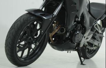 Honda Cb 500 X Abs - Foto #5