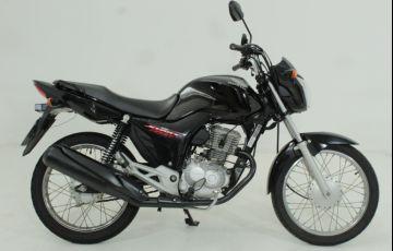 Honda Cg 160 Start Es - Foto #1