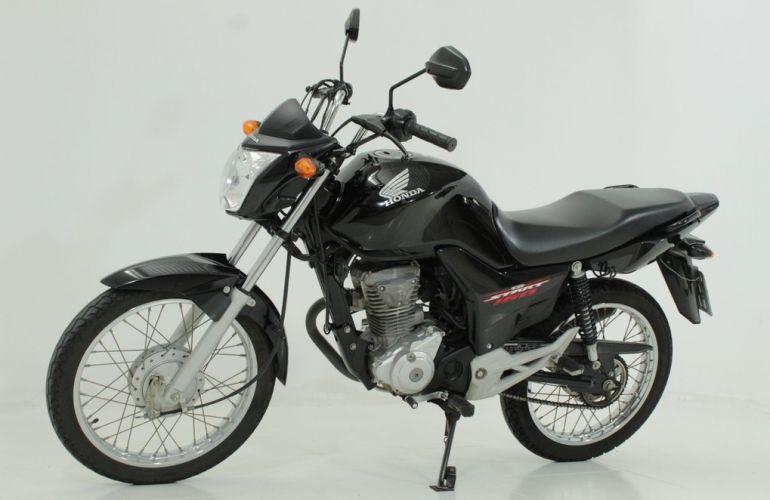 Honda Cg 160 Start Es - Foto #5