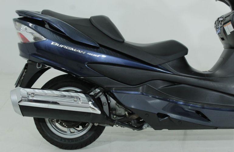 Suzuki Burgman 400 - Foto #3