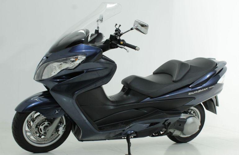 Suzuki Burgman 400 - Foto #5