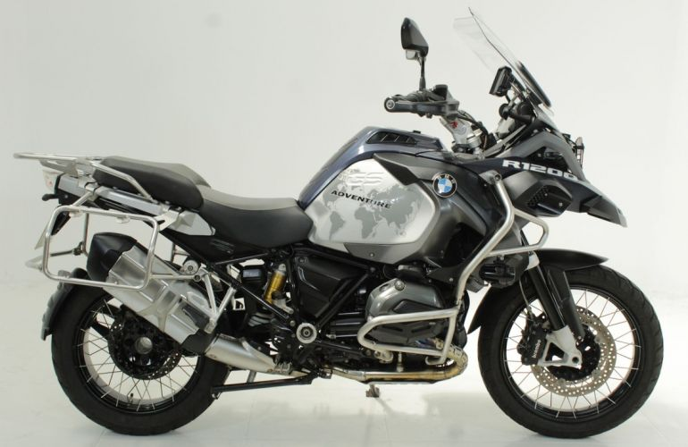 BMW R 1200 GS Adventure - Foto #1