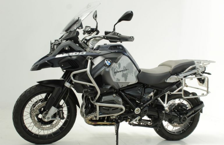 BMW R 1200 GS Adventure - Foto #7