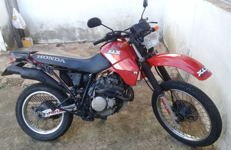 Honda Xl 350 - Foto #1