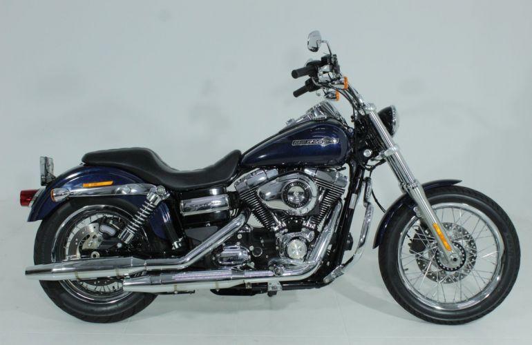 Harley-Davidson Dyna Super Glide Custom - Foto #1
