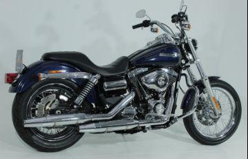 Harley-Davidson Dyna Super Glide Custom - Foto #8