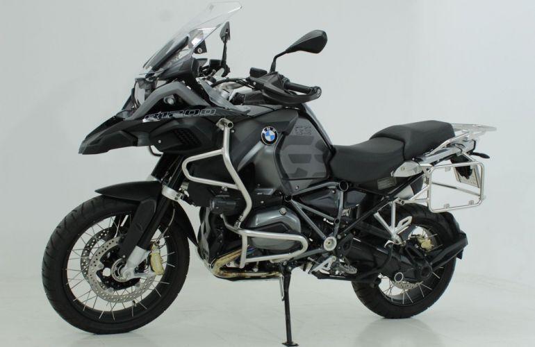 BMW R 1200 GS Triple Black - Foto #8