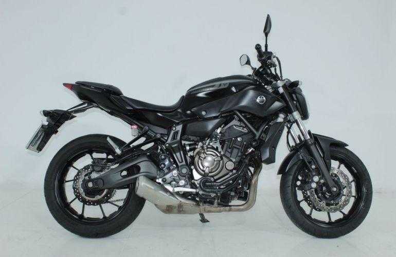 Yamaha MT 07 (ABS) - Foto #1