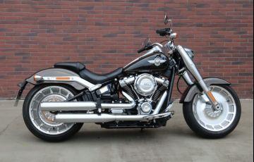 Harley-Davidson Softail Fat Bob 107