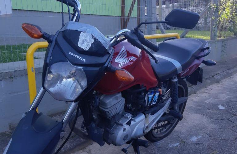 Honda Cg 150 Start Blueflex