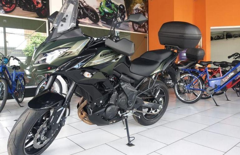 Kawasaki Versys Abs - Foto #5