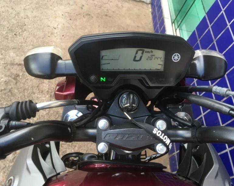 Yamaha YS 250 Fazer Blueflex - Foto #5