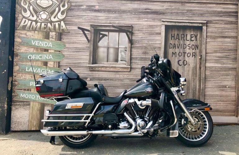 Harley-Davidson Electra Glide Classic - Foto #1