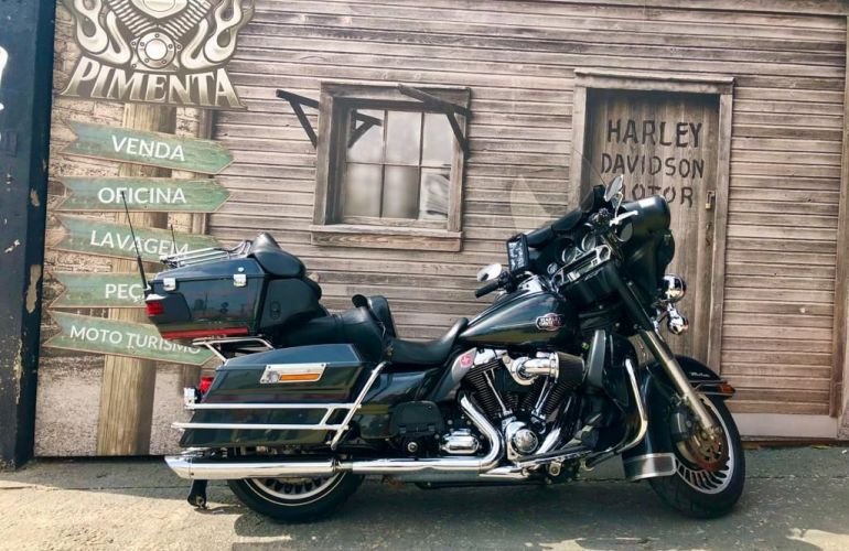 Harley-Davidson Electra Glide Classic - Foto #2