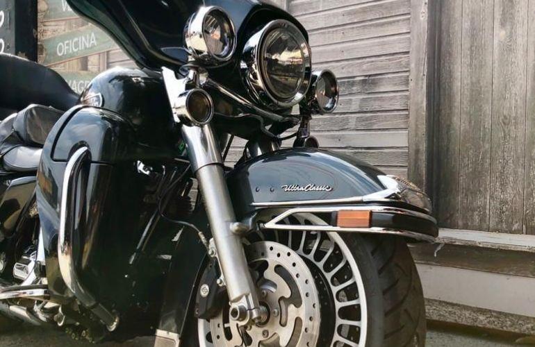 Harley-Davidson Electra Glide Classic - Foto #5