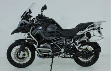 BMW R 1200 GS Adventure Triple Black - Foto #2