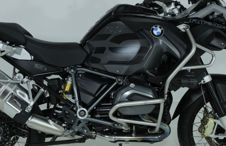 BMW R 1200 GS Adventure Triple Black - Foto #3
