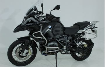 BMW R 1200 GS Adventure Triple Black - Foto #7