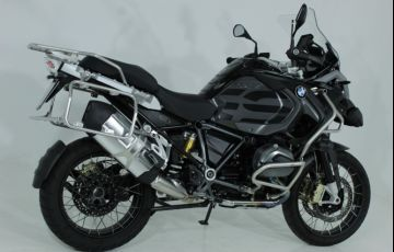 BMW R 1200 GS Adventure Triple Black - Foto #8