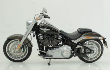 Harley-Davidson Softail Fat Bob 114 - Foto #2