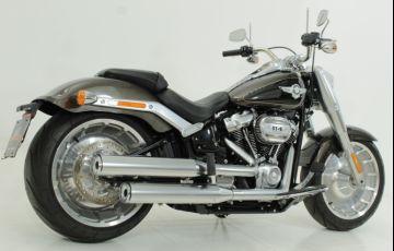 Harley-Davidson Softail Fat Bob 114 - Foto #4
