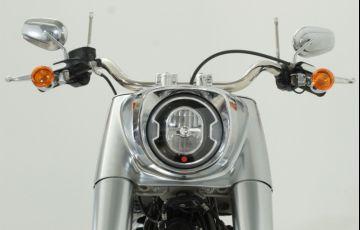 Harley-Davidson Softail Fat Bob 114 - Foto #9