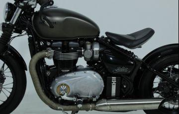 Triumph Bonneville Bobber 1200 - Foto #4