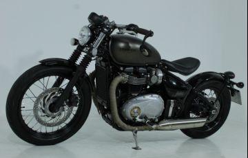 Triumph Bonneville Bobber 1200 - Foto #7