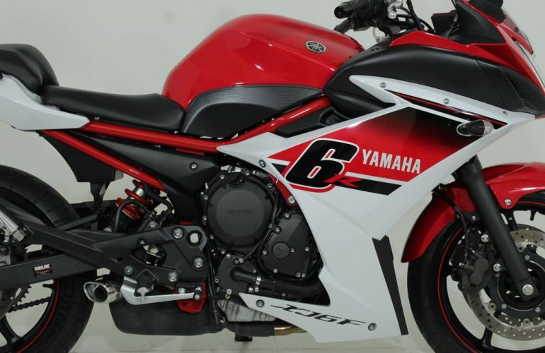 Yamaha Xj6 F - Foto #3