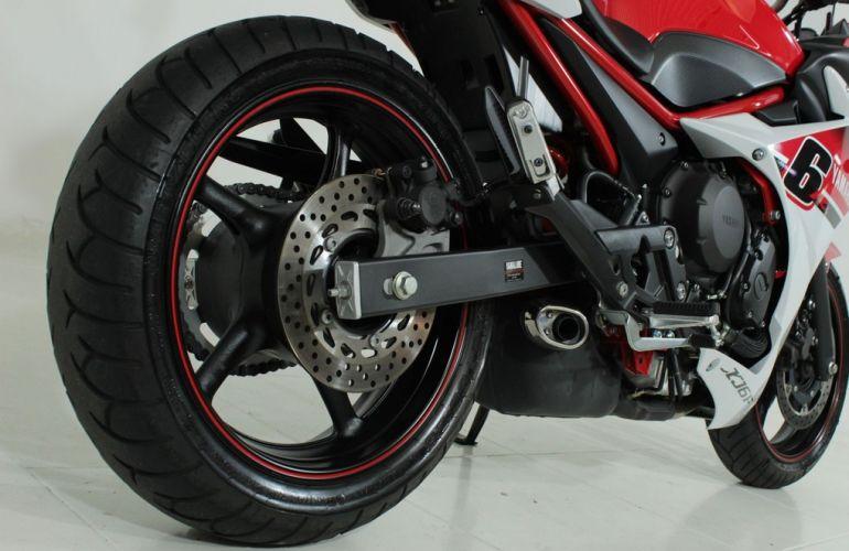 Yamaha Xj6 F - Foto #6