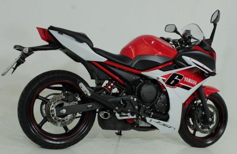 Yamaha Xj6 F - Foto #8