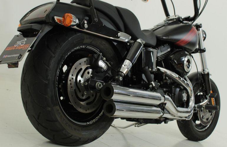 Harley-Davidson Dyna Fat Bob - Foto #6