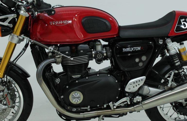 Triumph Thruxton R - Foto #4