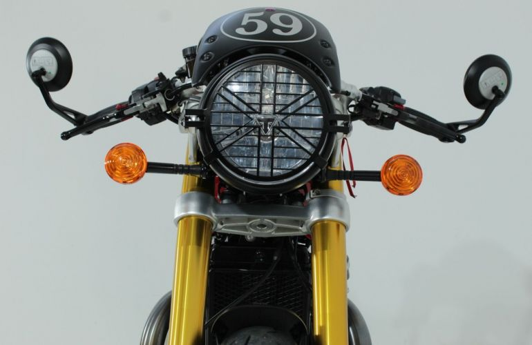 Triumph Thruxton R - Foto #10