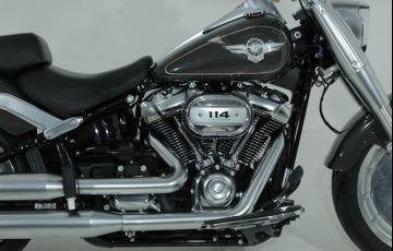Harley-Davidson Softail Fat Boy 114 - Foto #6