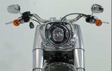 Harley-Davidson Softail Fat Boy 114 - Foto #9