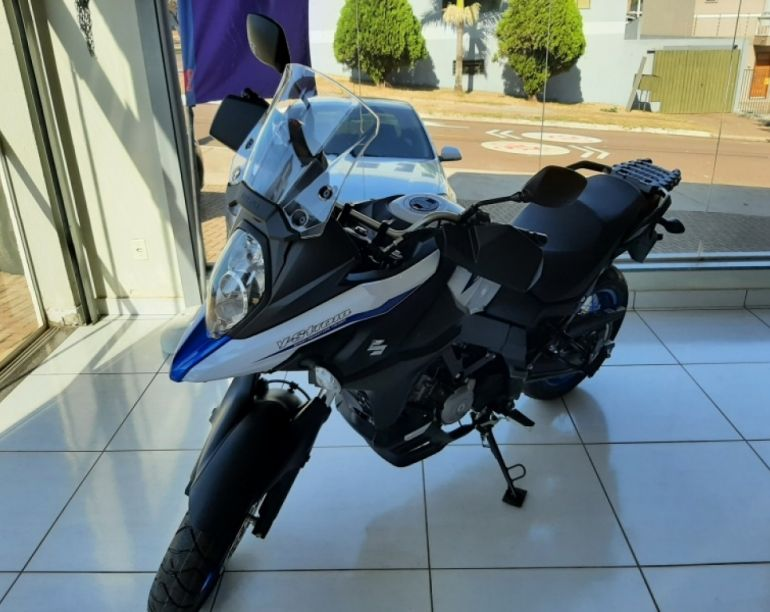 Suzuki DL 650 XT V Strom - Foto #3