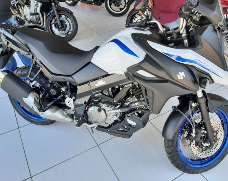 Suzuki DL 650 XT V Strom - Foto #5