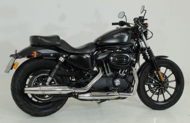 Harley-Davidson Sportster Iron 883 - Foto #8