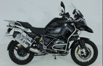BMW R 1200 GS Adventure Triple Black