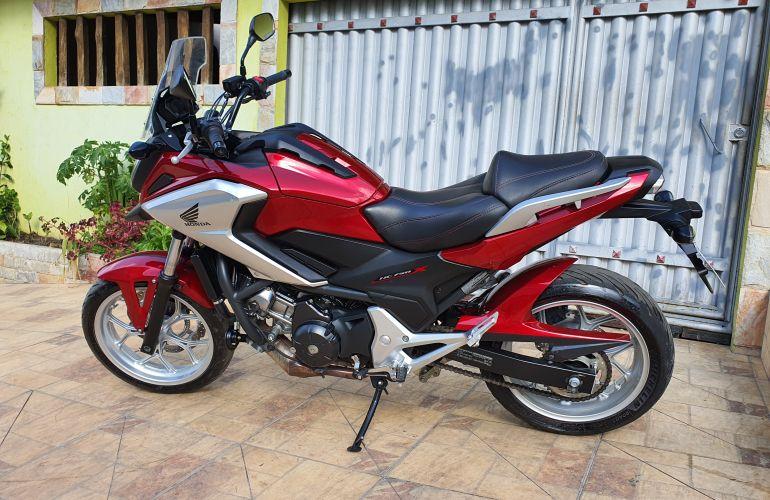 Honda NC 750X (ABS) - Foto #6