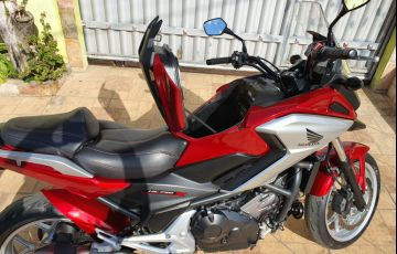 Honda NC 750X (ABS) - Foto #9